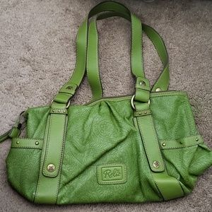 Green Relic bag